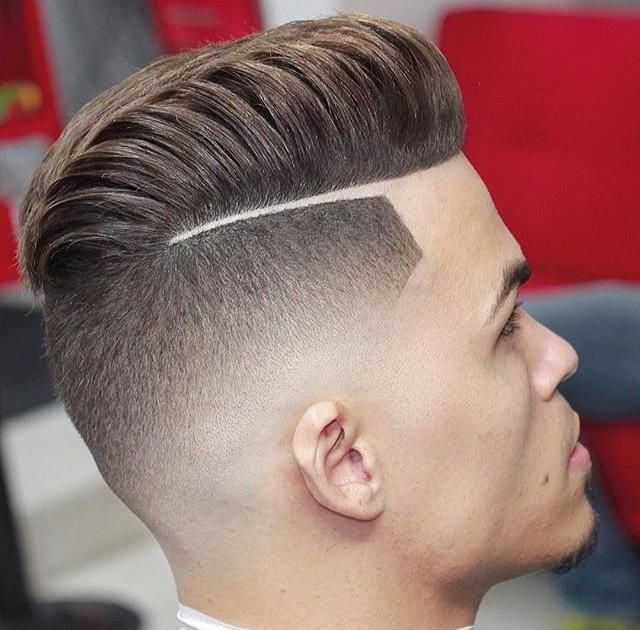 Coolest Men\u0027s Fade Haircuts for 2016