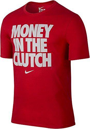 Nike Men s Money In The Clutch Dri-FIT Cotton T-Shirt (Re. e88fbeaf9