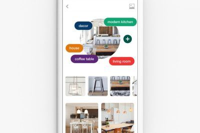 Pinterest's Lens can now recognize 2.5 billion home and