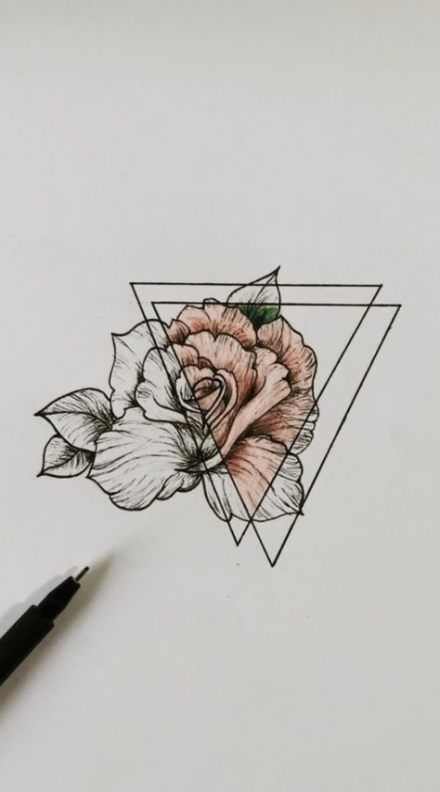 Photo of Super tattoo flower drawing sketches 38 ideas