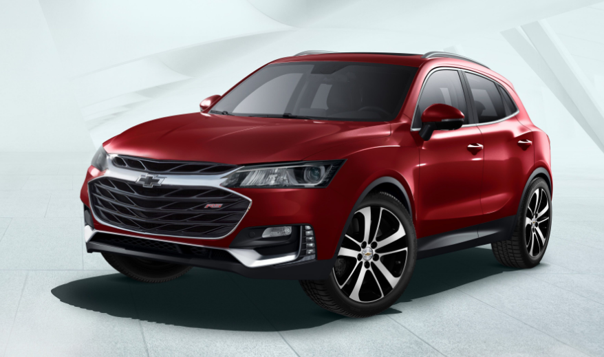 2020 Chevrolet Trax Concept The 2020 Chevrolet Trax Will Receive A