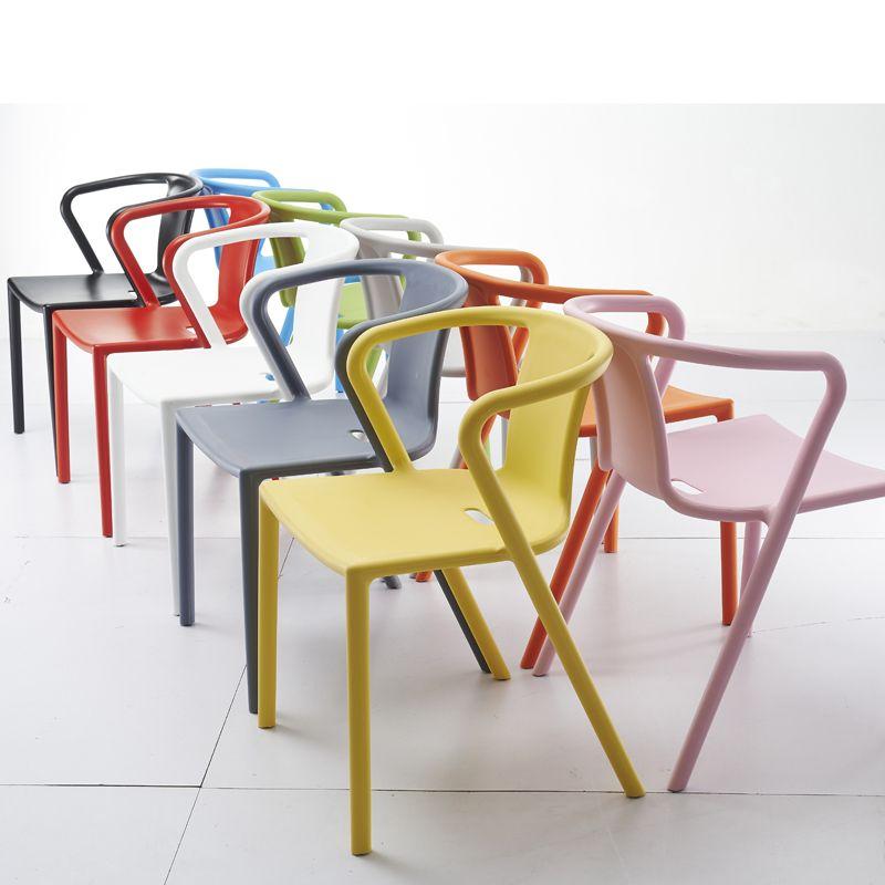 Imaginee Par Jasper Morrison Pour La Marque Magis Air Armchair Est Une Belle Chaise