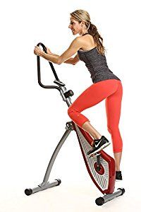 Sunny Health And Fitness Sf E902 Air Walk Trainer Silver