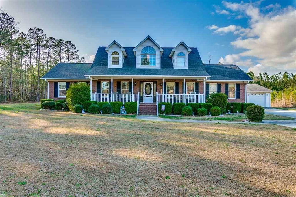 Conway SC brick home Beach houses for sale, Waterfront