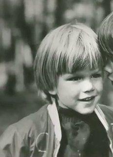 ..un piccolo Matt Damon...