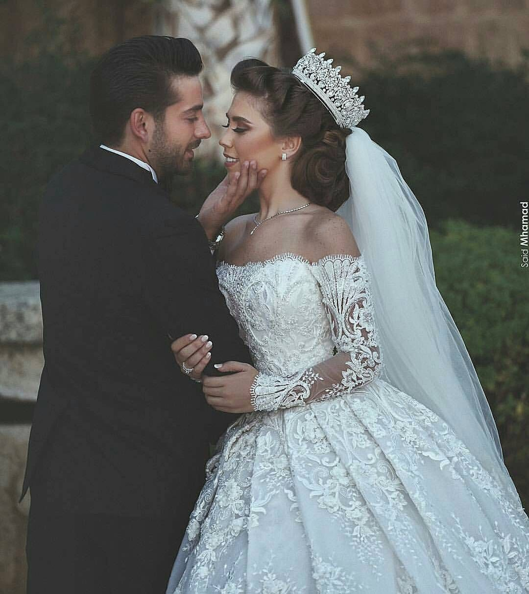 Dream dress and crown perfect | Bridal collection | Pinterest ...