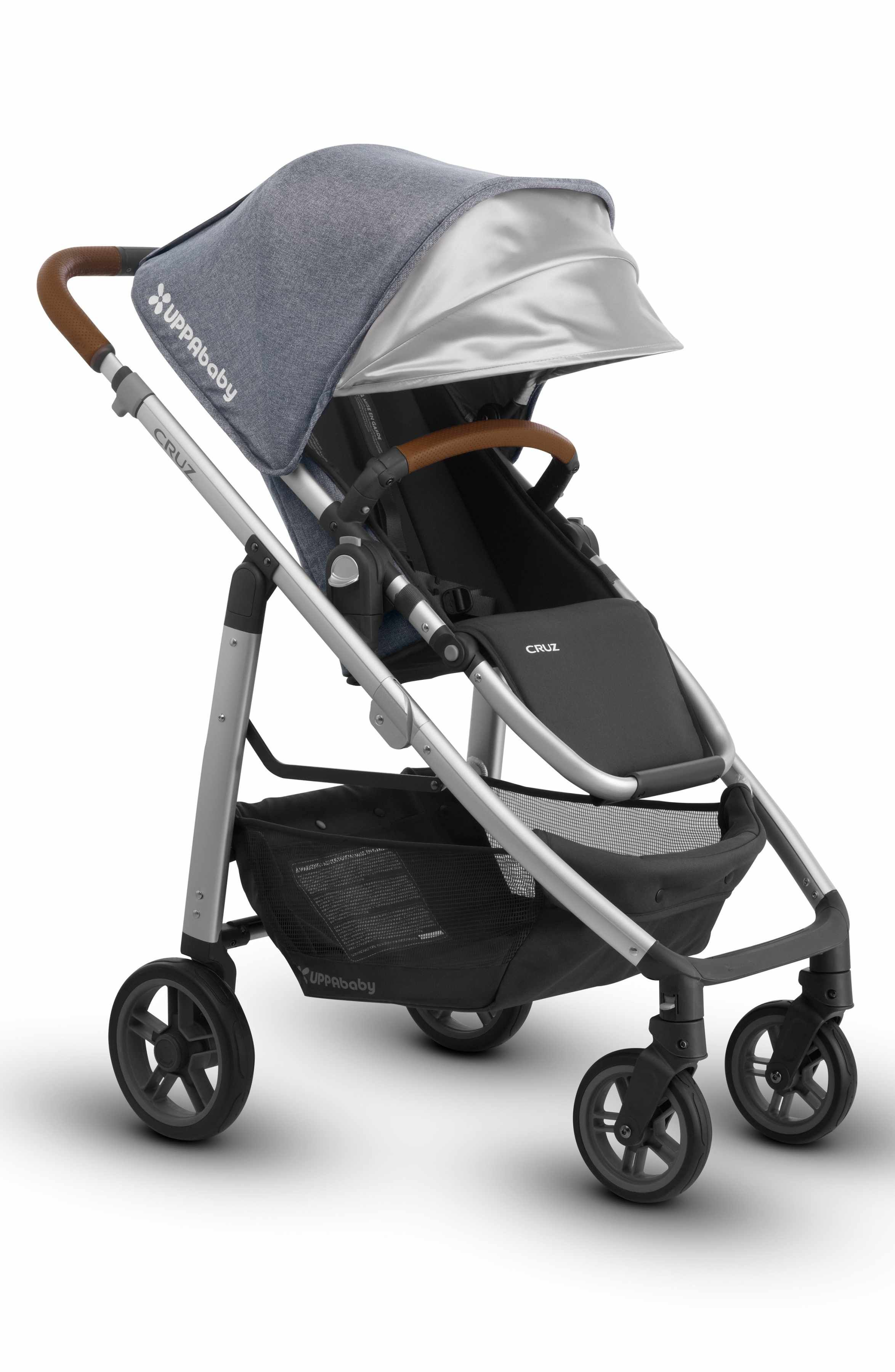 UPPAbaby 2018 CRUZ Aluminum Frame Stroller Baby car