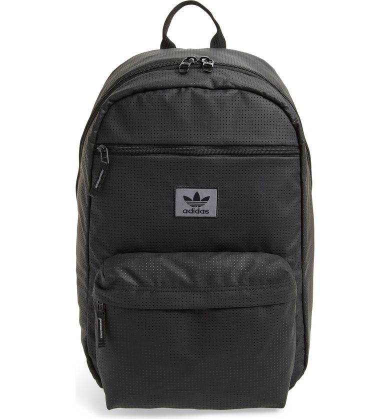 Free shipping and returns on adidas Originals National Backpack at  Nordstrom.com. Durable tech 1cd8fe598ef40