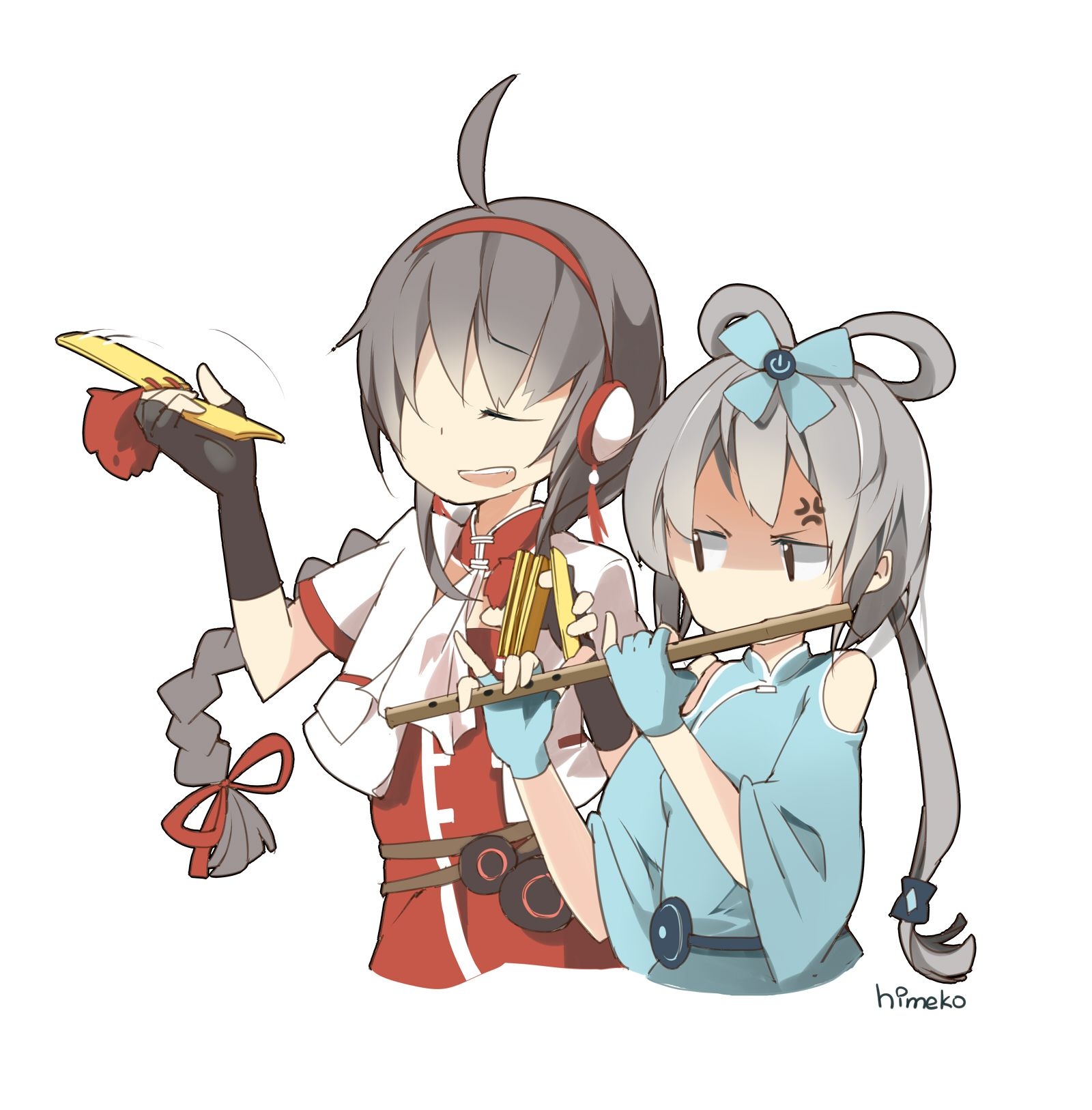 Pin by Juliana ♥ ♪♫☼ on Vocaloid China Vocaloid, Anime