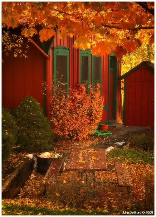 Pin By Trish Causey On Garden Landscaping Autumn Home Beautiful Fall Autumn Scenes
