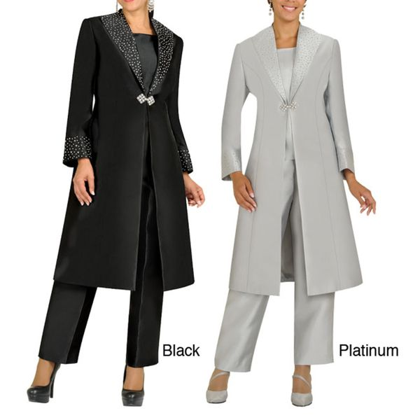 Wonderful Quite Difficult To Find Or Locate The Plus Size Pantsuits That Fit