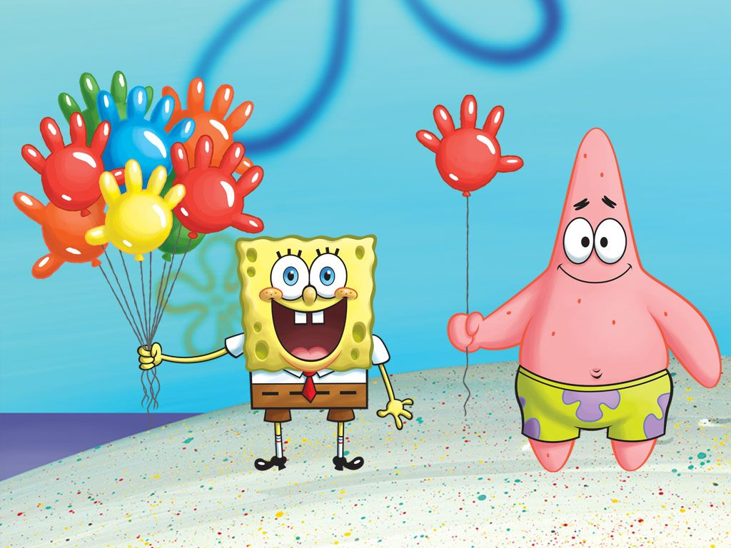 Spongebob, Patrick and bubbles. What\'s not to love?! | BUBBLES ...