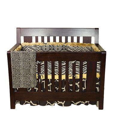Take a look at this Sumba Crib Bedding Set by Cotton Tale Designs  on #zulily today!
