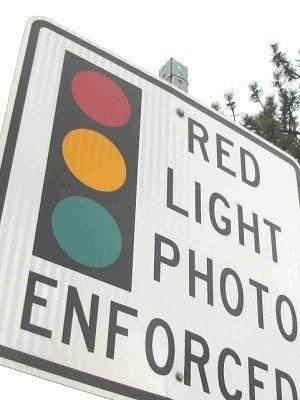 A former red light camera vendor for the city of Chicago has