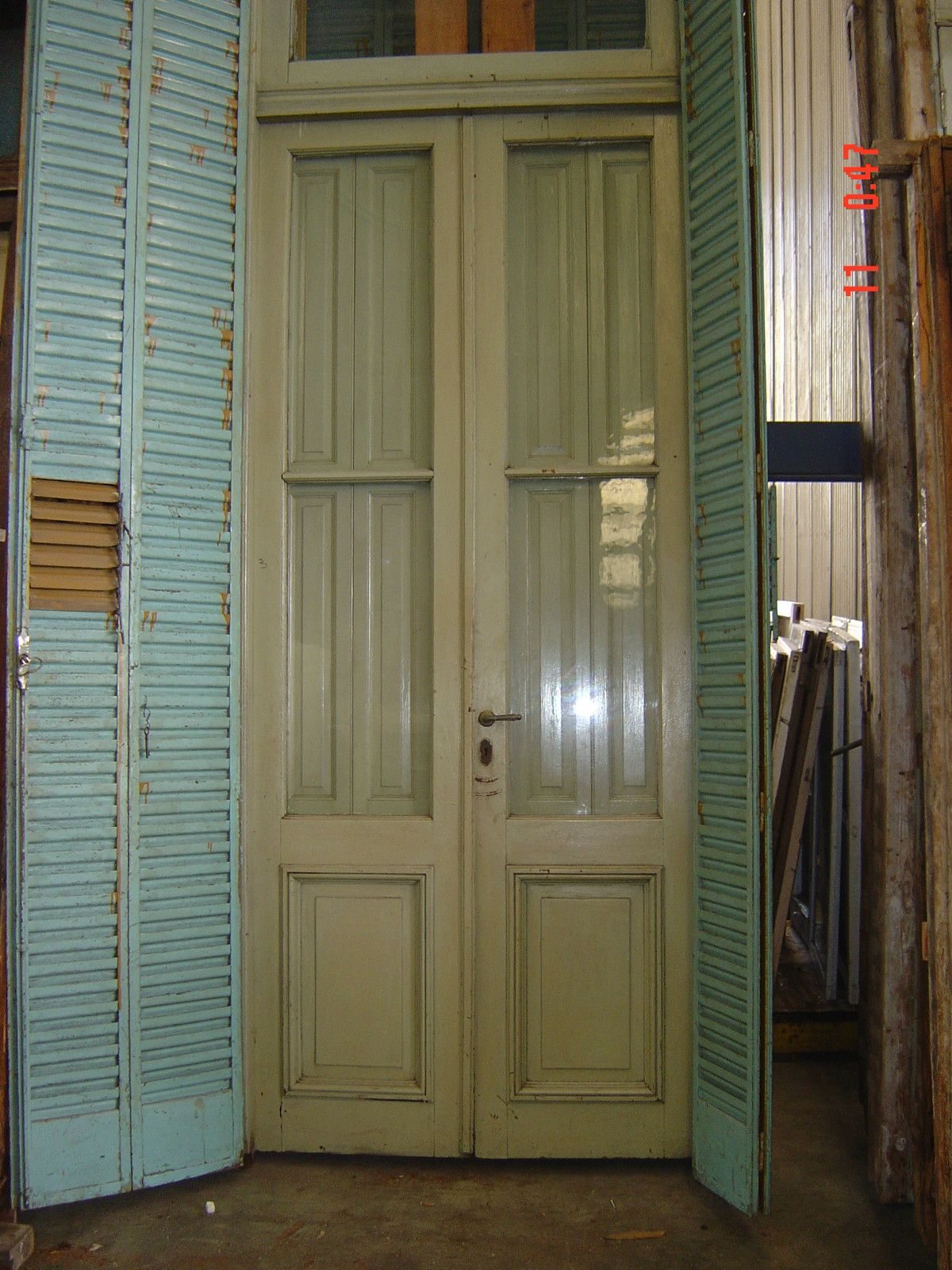 Antique Argentinian French Doors Ebay Architectural Salvage French Doors Doors