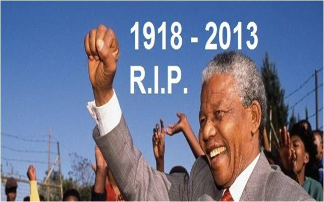 May your soul rest in peace Tata......mkhonto wesizwe!