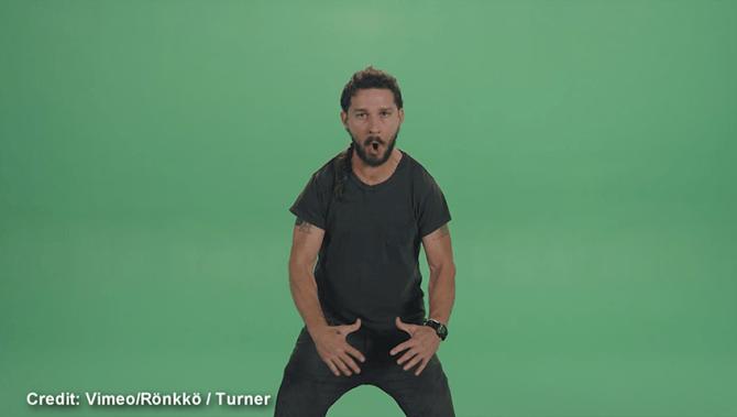 Just Do It The Best Parody Videos Of Shia Labeouf Motivating Things Shia Labeouf Motivational Speeches Parody Videos