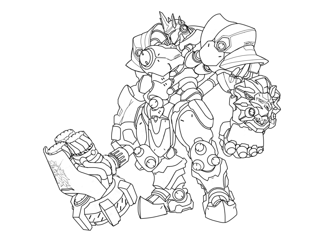 Overwatch Coloring Pages Best Coloring Pages For Kids Coloring Pages For Kids Coloring Pages Coloring Pages To Print