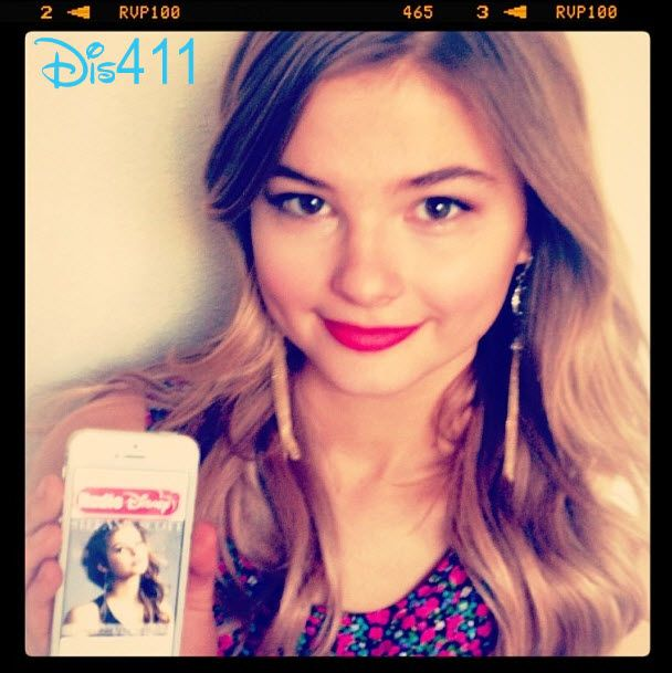 "Video: Request Stefanie Scott's ""I Don't Wanna Let You Go"" On Radio Disney"
