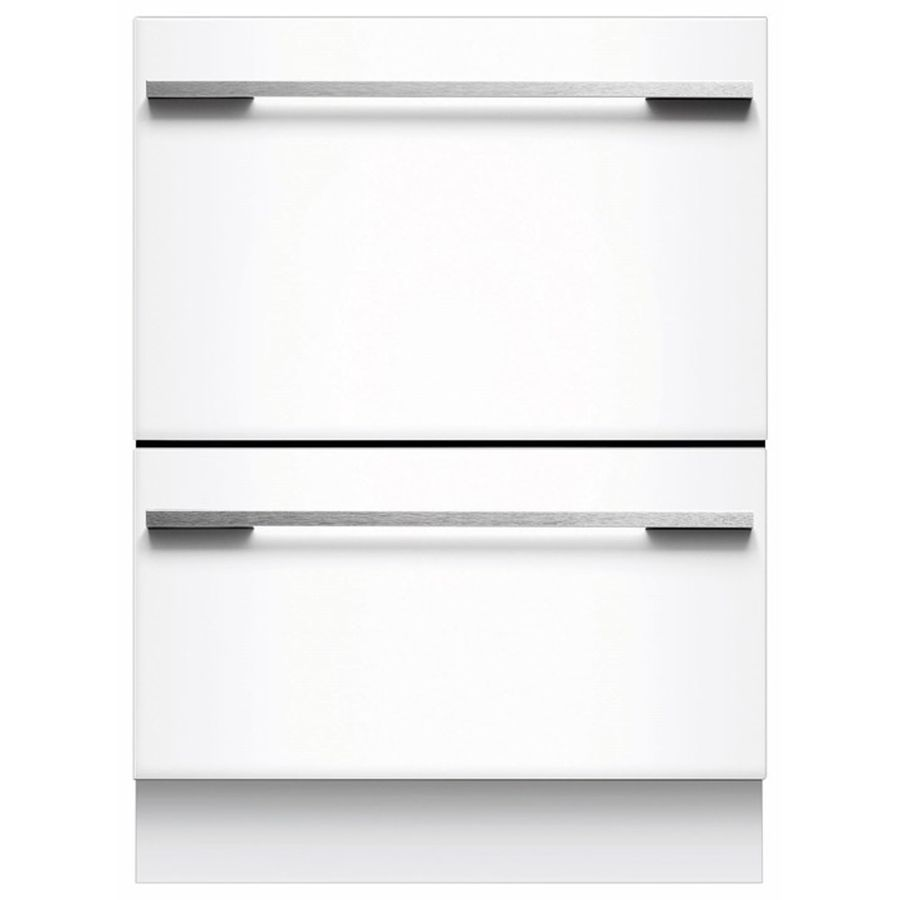 Fisher Paykel 51 5 Decibel Drawer Dishwasher Energy Star Common 24 In Actual 23 562 In Lowes Com Drawer Dishwasher Double Drawer Dishwasher Kitchen Design Decor