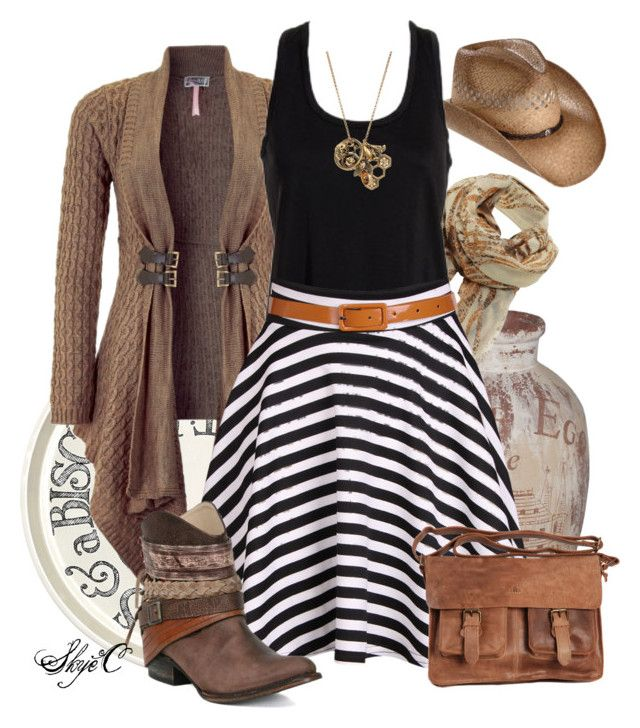 Country Chic Outfit By Rubytyra Liked On Polyvore