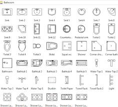 Hasil Gambar Untuk In Ground Exterior Light Floor Plan Symbol