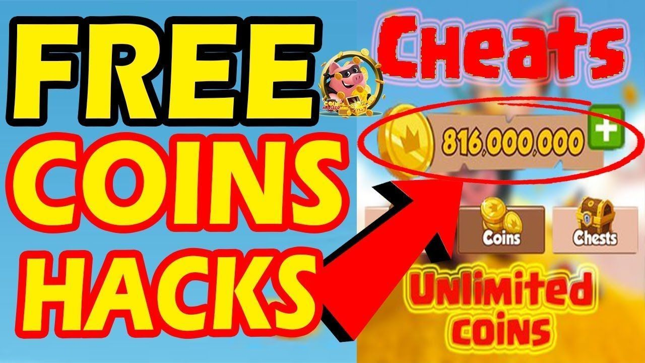 Coin Master free spins hack 2020 to get unlimited Spins