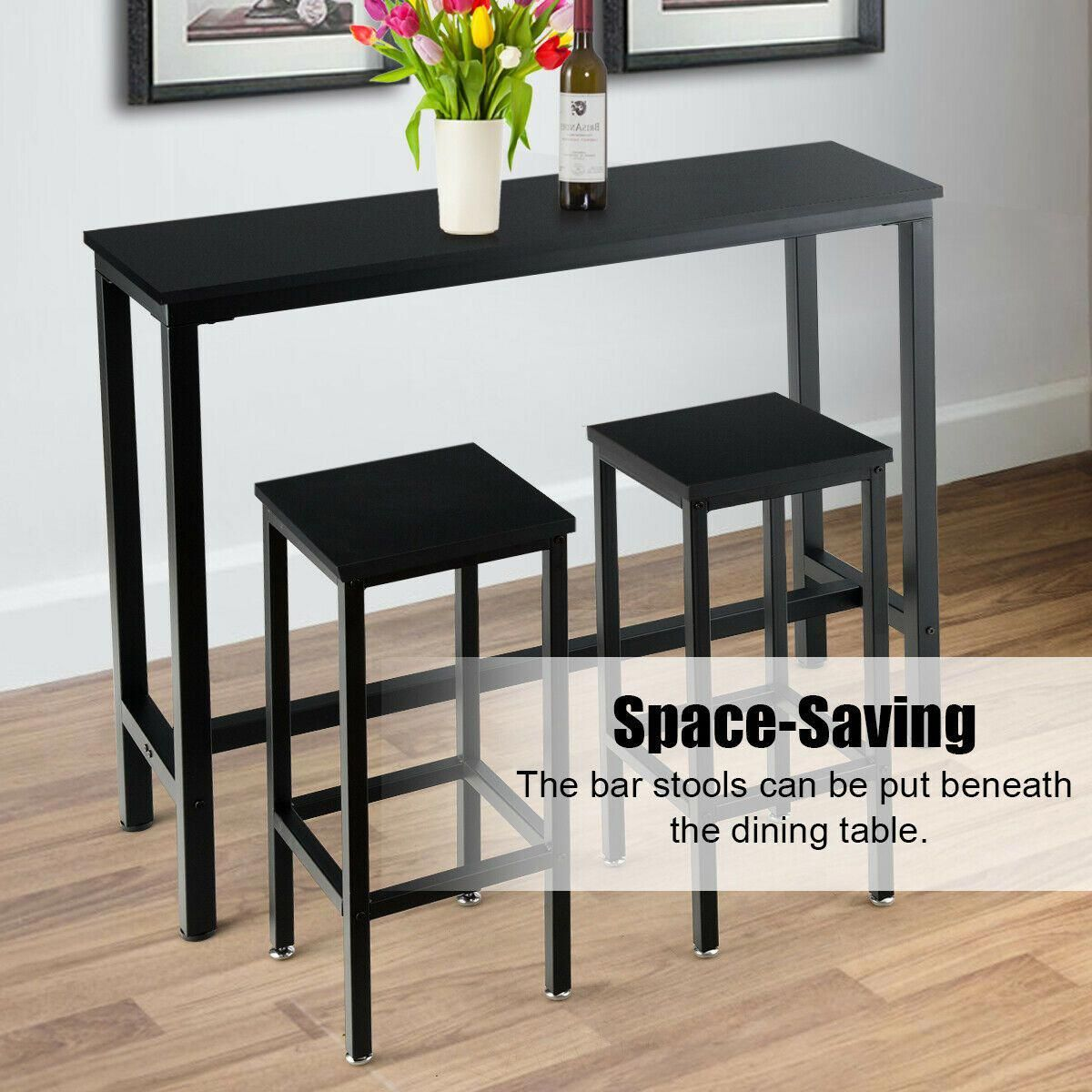 Determine Even More Info On Bar Tables And Stools X Visit Our Web Site Bar Dining Table Bar Table Sets Bar Table