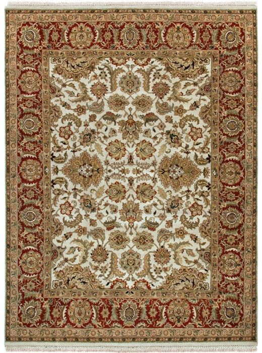 This Atlantis Taj Collection rug (AL10) is manufactured by Jaipur. Most popular collection by Jaipur, Atlantis, merges traditional patterns with sophisticated and distinctive color stories rooted in blue, brown, ebony, gold, and red.