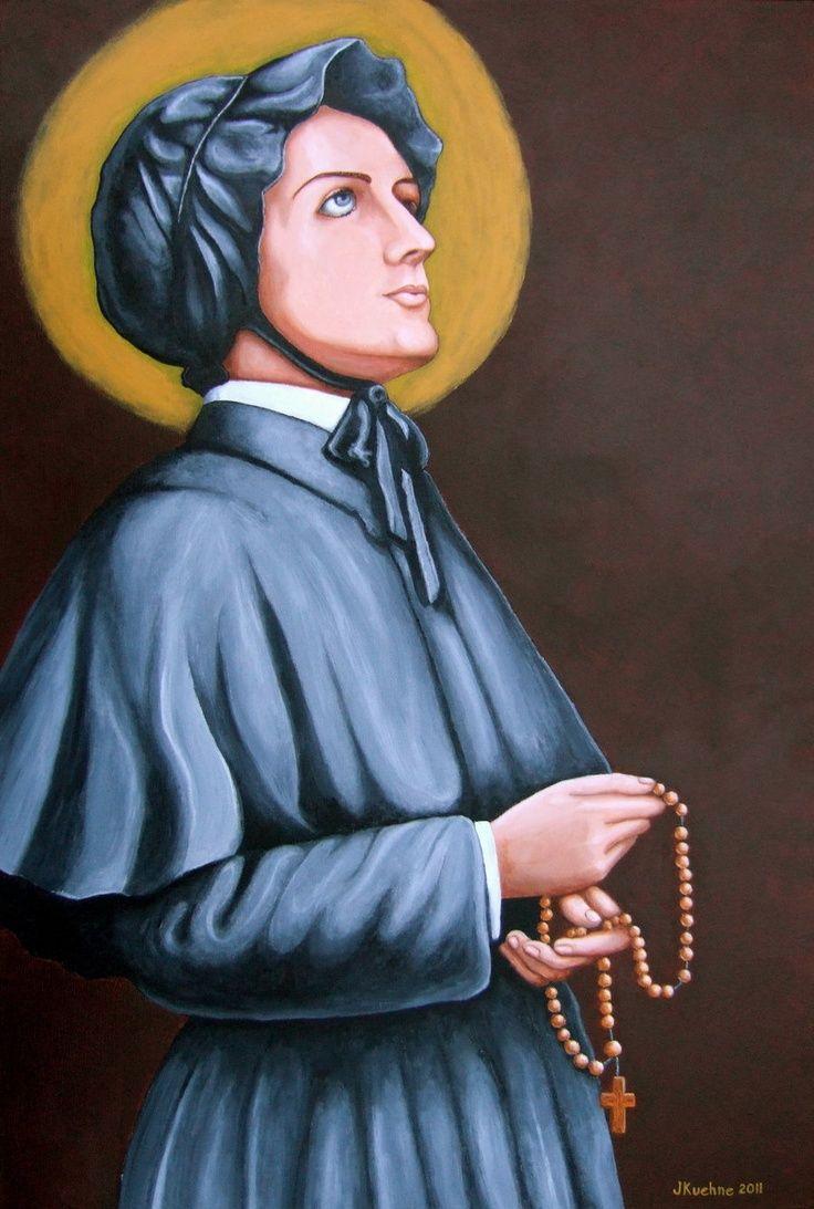 Fete de sainte elizabeth ann seton Saints catholiques