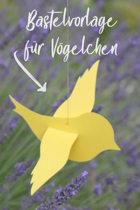 Babymobile mit kleinen Vögeln - kugelig.com