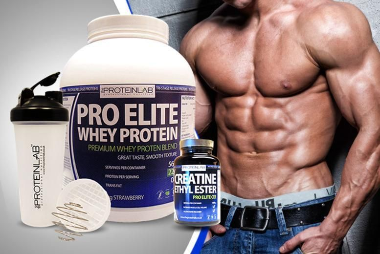 Whey Protein & Creatine Bundle (With images) Whey