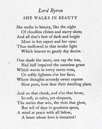 cf4fc8002 she walk in beauty...