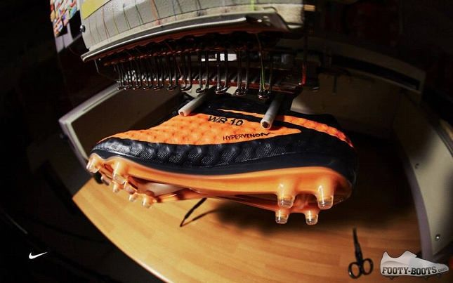 separation shoes 1f80e 34646 FROM MONTEBELLUNA TO MANCHESTER: WAYNE ROONEY'S CUSTOM ...