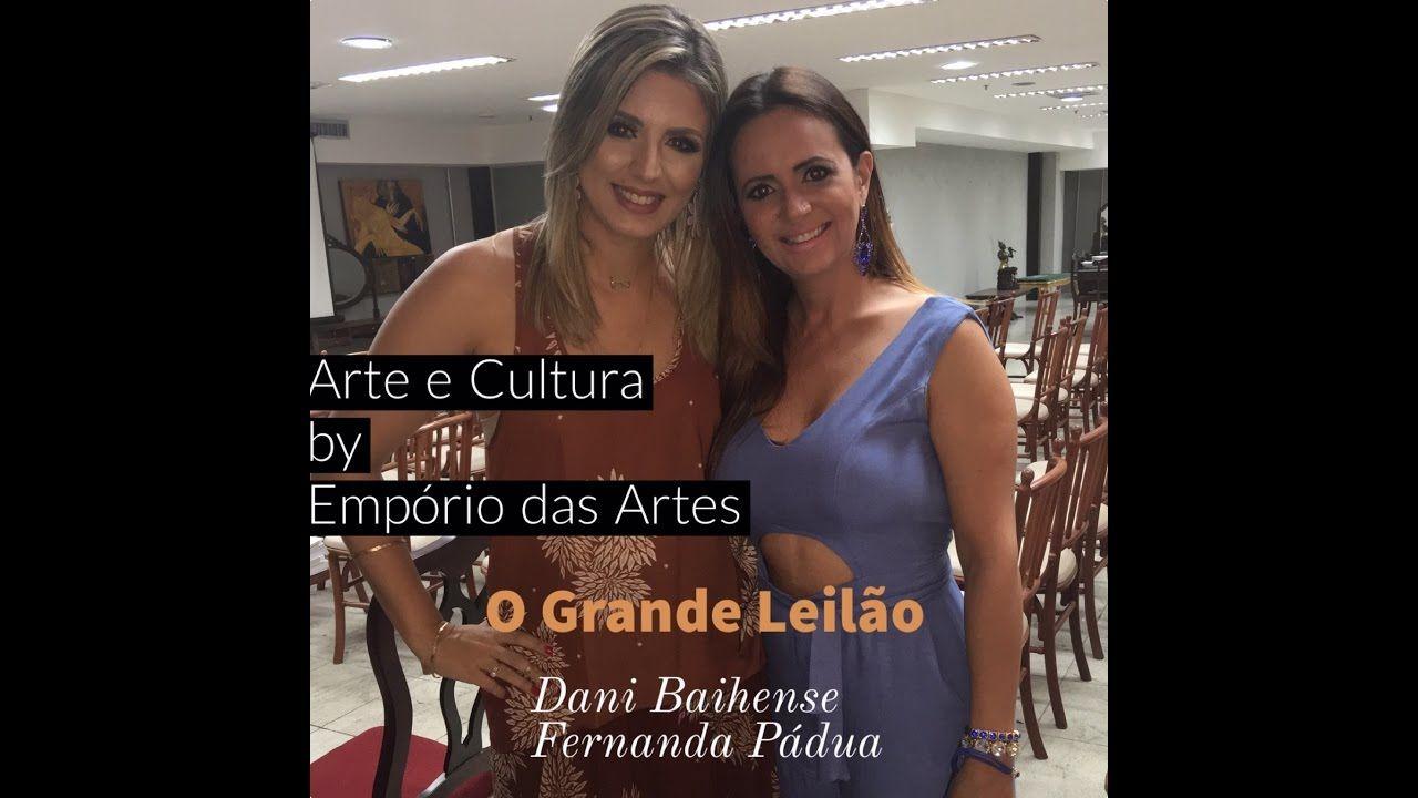 Arte e Cultura by Empório das Artes - O Grande Leilão