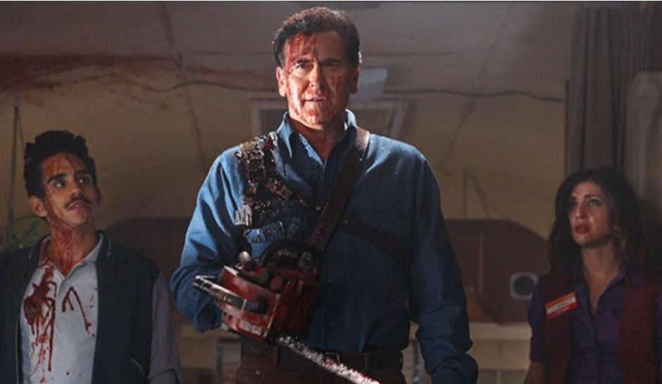 Ash Vs. Evil Dead: Watch the First 4-Minutes!
