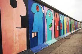 Muro De Berlin East Side Gallery Berlin Wall Street Art