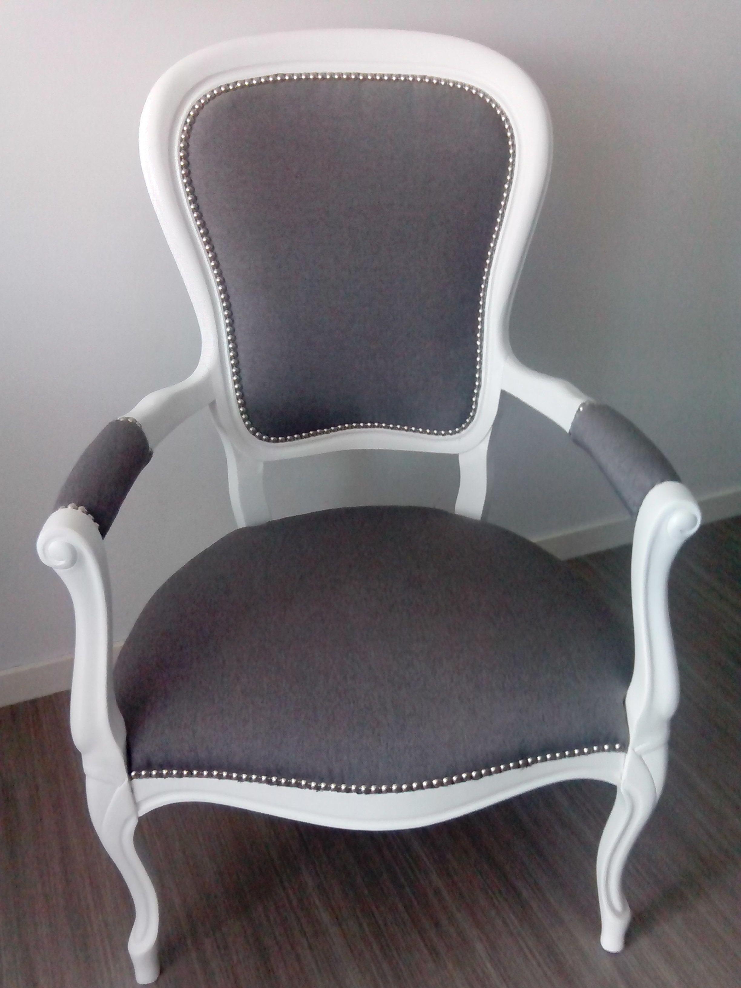fauteuil de style louis philippe