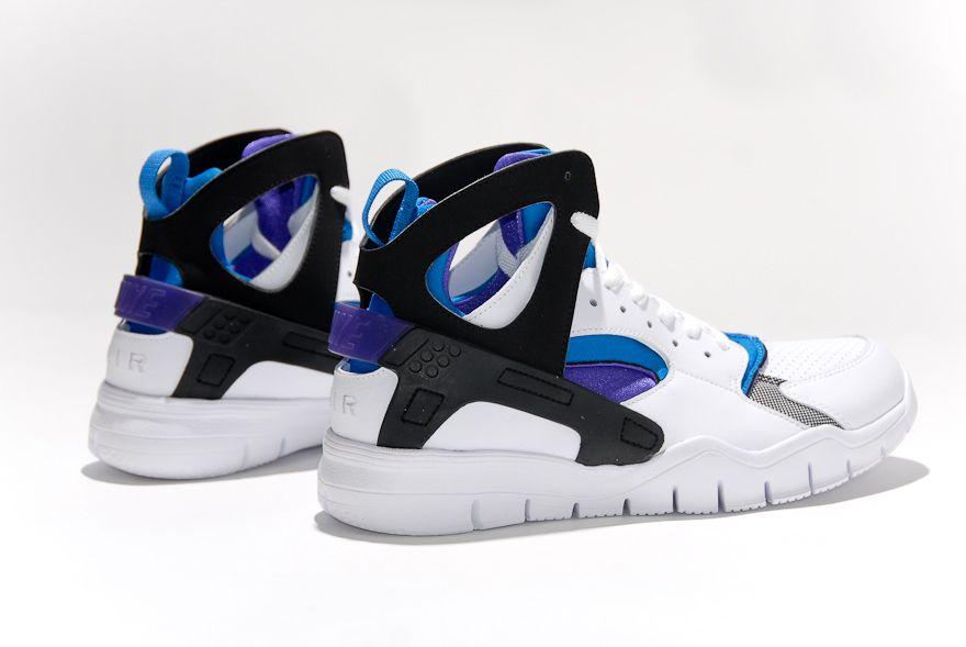 Nike Huarache Free Basketball 2012