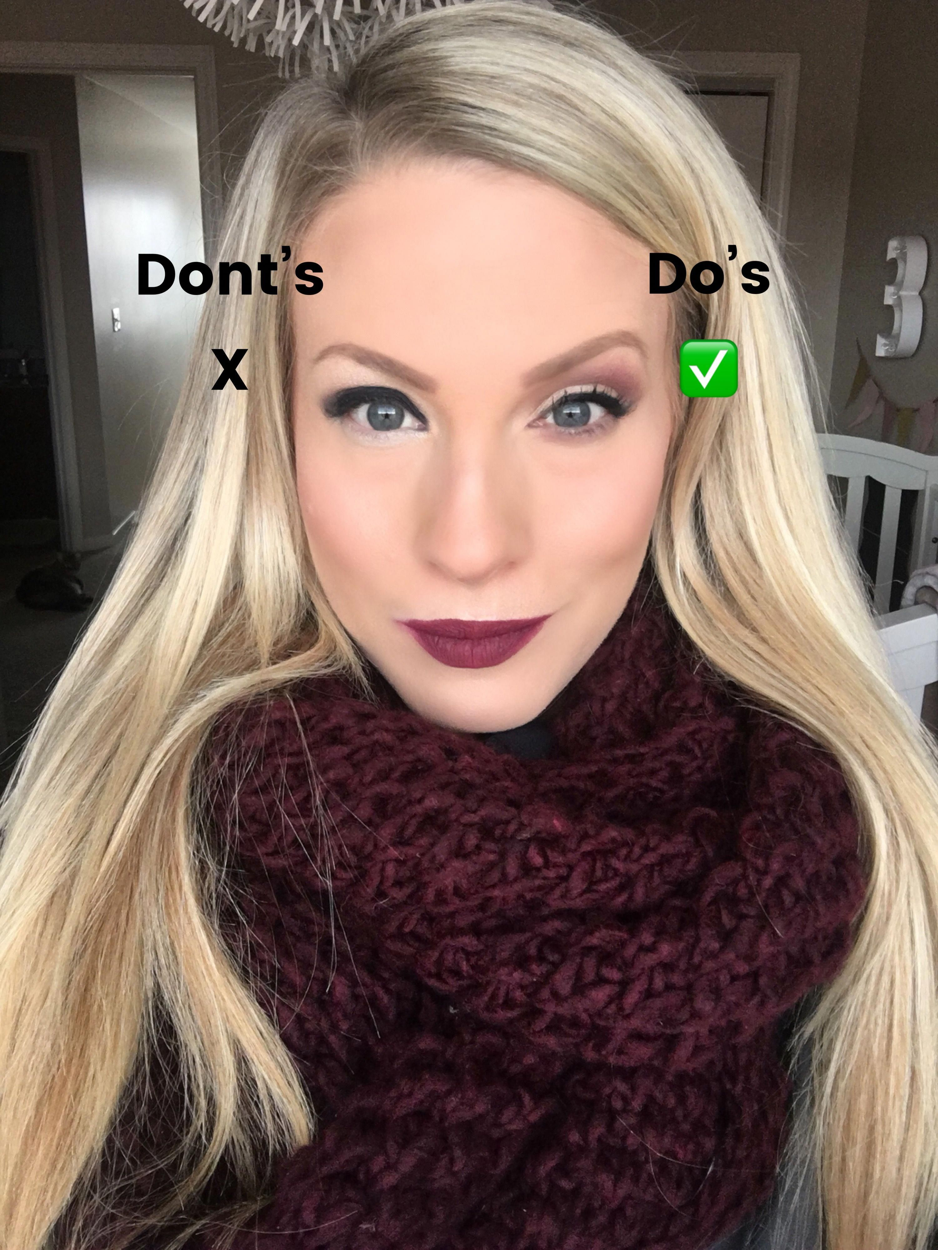 Hooded eye makeup do's and dont's, makeup, Younique Eye