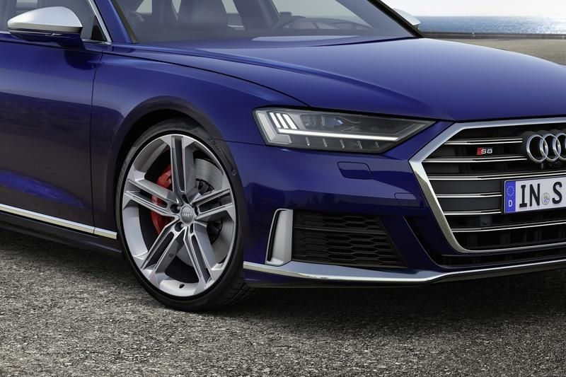 The 2020 Audi S8 Has Been Revealed With Mild Hybrid V 8 But Does That Mean More Power Top Speed Audi Super Cars New Cars