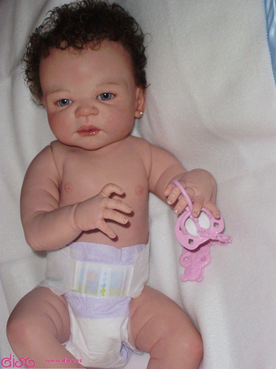 b69978a0c1 Muñecas bebé reales muñecos reborn - Victoria- 58 cm | muñecas doll ...