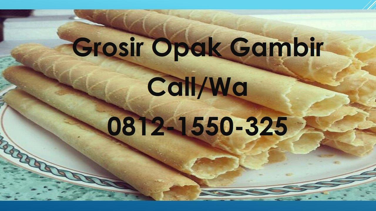 Terlaris Call Wa 0812 1550 325 Grosir Opak Gambir Malang Surabaya Malang