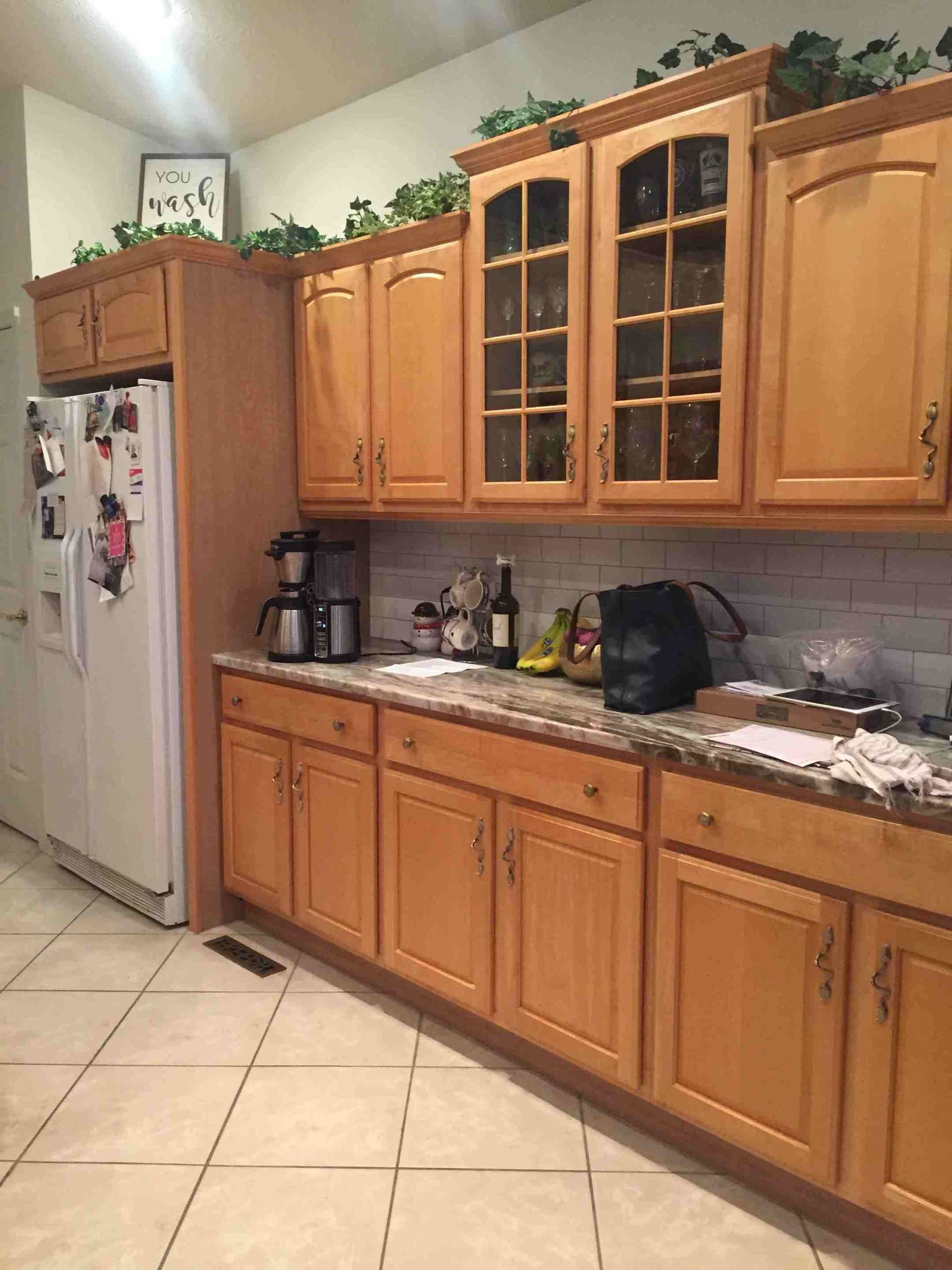 Mindful Gray Kitchen Cabinets Graykitchencabinets Sherwin Williams Mindful Gray In 2020 Grey Kitchen Cabinets Grey Kitchen Kitchen Cabinets