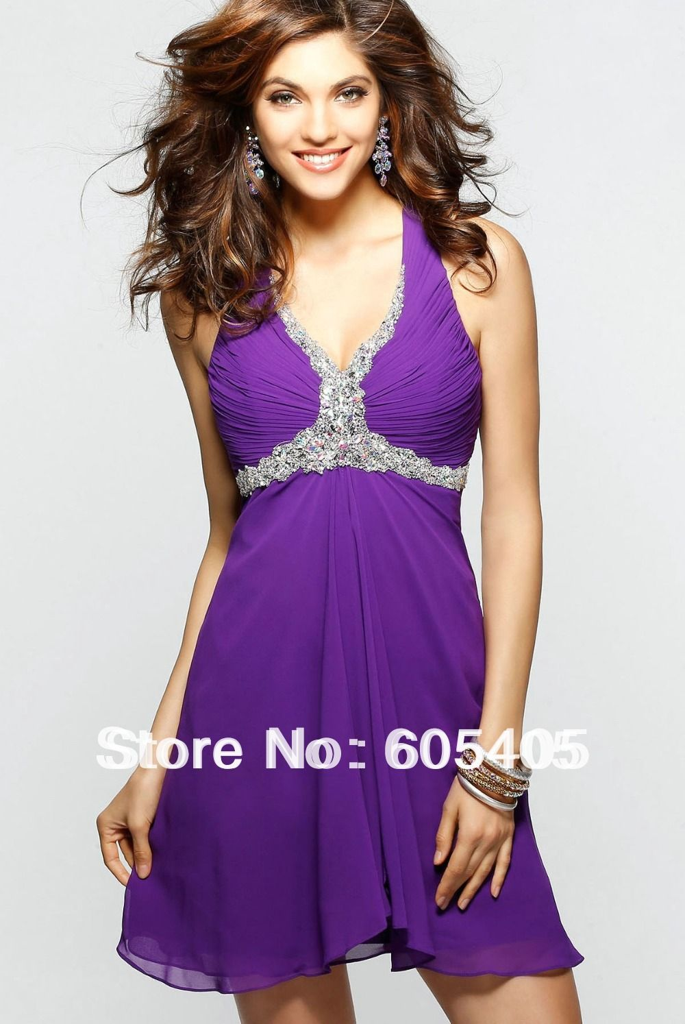 Royal Purple Cocktail Dresses | Dress images | Adorable Wallpapers ...