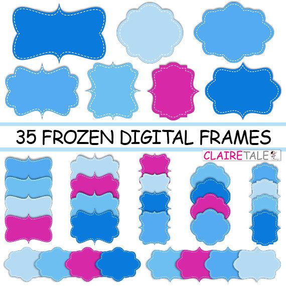Buy Digital clipart labels: \