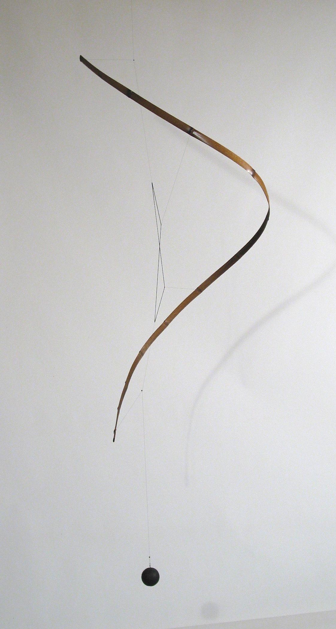 Organic geometry 17   Mobile sculpture, Sculpture, Metal