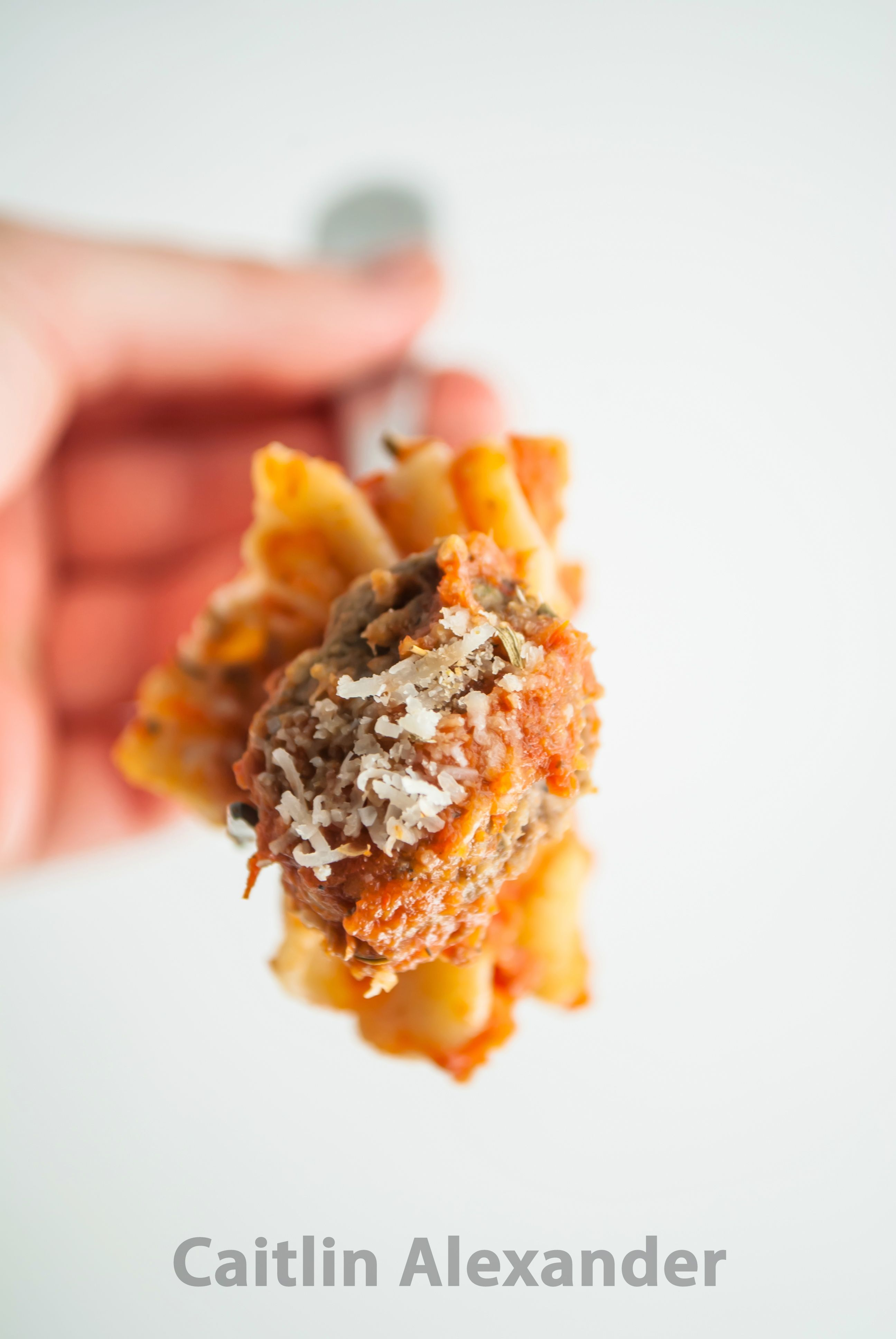 pasta and meatballs, anyone?