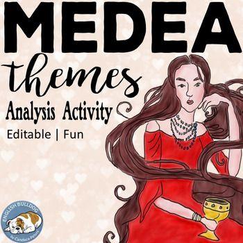 medea literary analysis
