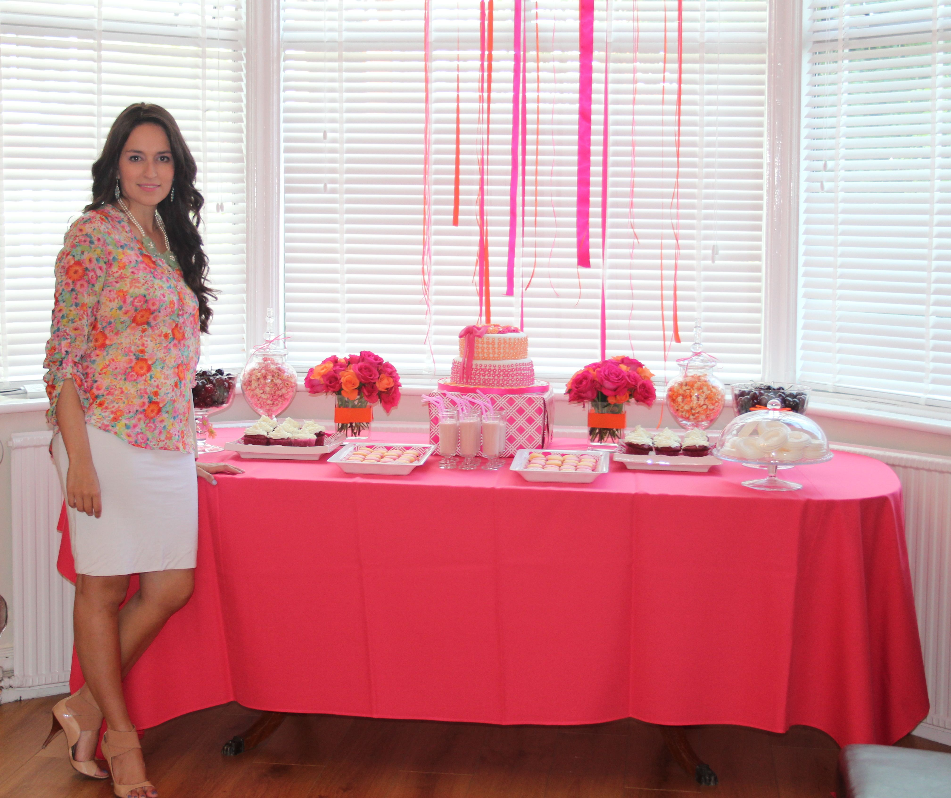 Charmant Baby Shower Decorating Ideas On A Budget   Barberryfieldcom